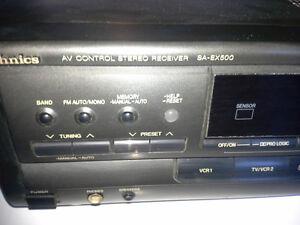 technics ex-500 home theater receiver Peterborough Peterborough Area image 2