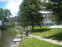INVESTMENT POTENTIAL! 2 SEPARATE CONDOS AT DEERHURST RESORT!