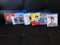 Selection of BLU-RAY Comedies