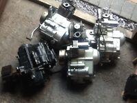 Quad bike engine spares
