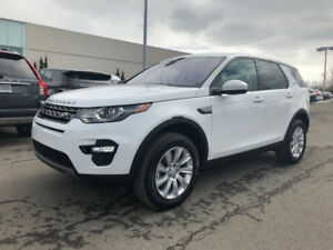 Land Rover Discovery Sport SE 2018 - 381.20$/mois