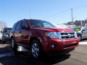 Ford Escape 4WD XLT 2011