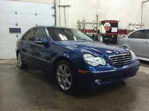 2003 Mercedes-Benz C-Class Kompressor 1,8 L Berline