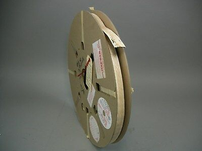 W.l. Gore Tetra-etch 20 Awg 1932 Strand 93 Feet White Wire Ribbon Cable -nos