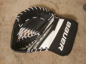 Bauer RX Ball/Street Hockey Glove Trapper