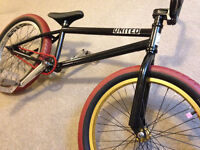 United bmx custom built brand new