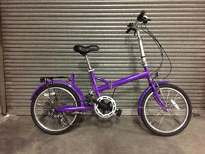 HMF Folding bikes