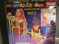 """""""Super Marble Run"""" by Quercetti Intellignent toys, Italy"""