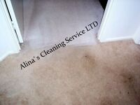 Commercial carpet cleaning for hotels/pubs/restaurants - £1 per m2, £20 single room, £25 double room