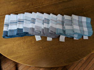 Set of 11 brand new dishclothes - sold pending pickup