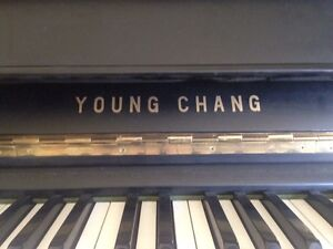 Piano in Wetaskiwin - Young Chang Black Upright