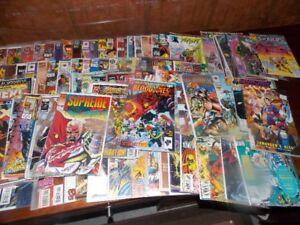 160+ Comic Books