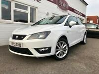SEAT Ibiza Cr TDi Fr 3dr DIESEL MANUAL 2013/13