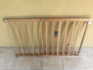 pet stairs fence