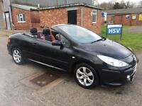 2007 Peugeot 307 CC 1.6 16v Coupe Allure. Full two tone leather. Lovely car.