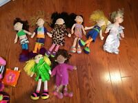 Groovy Girls dolls and accessories