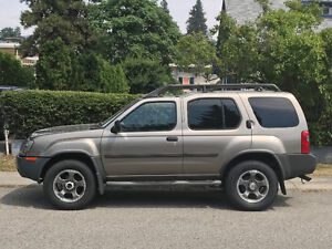 2003 Nissan Xterra 3.3 litre V6 Supercharged SUV, Crossover