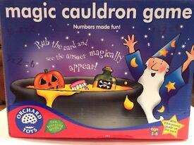 Orchard Toys Magic Cauldron Maths Game