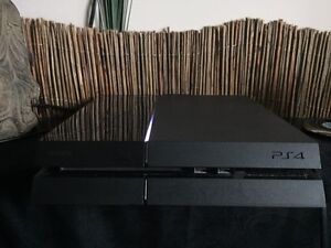 PS4 - 500gb console BUNDLE - 300$+ in extra stuff!