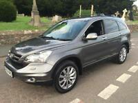 2010 60 HONDA CR-V 2.0 16v i-VTEC ES 5 DOOR HATCH 5 SPEED MANUAL MPV CRV