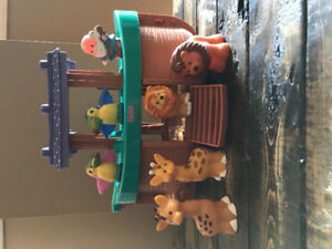 Fisher Price Little People- Noah's Ark