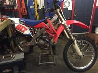 2010 Crf 450 need gone