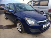 2006 06 Vauxhall/Opel Astra 1.6i 16v ( a/c ) Life, WARRANTY, BLUE, 5 DOOR