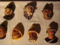 7 Bosson Heads ...