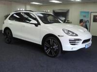 2011 PORSCHE CAYENNE D V6 TIPTRONIC S + PANORAMIC GLASS ROOF + BIG SPEC + ESTATE