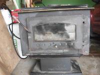 Used Wood Stove