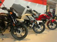 New Honda CB 125 F 2021 - Learner Legal / 125cc New 2021 model
