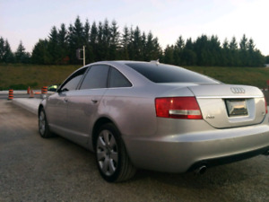 Audi 2005 A6 4.2L V8 Quattro Fully Loaded