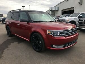 2016 Ford Flex Limited   -  Vista Roof - Low Mileage