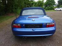 BMW Z3 3.2 Roadster M /1999 / Private Plate / Estoril blue