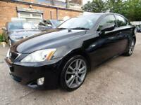 Lexus IS 220D SPORT ( SAT NAV + PARKING SENSORS + FULL SERVICE HISTORY)