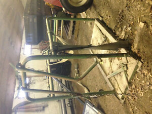 Cattle Hoof Trimmer