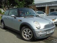 2003 03 MINI HATCH COOPER 1.6 COOPER 3D 114 BHP