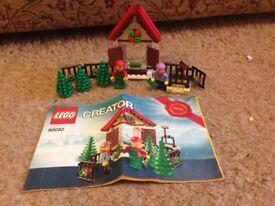 Lego Christmas Holiday Set