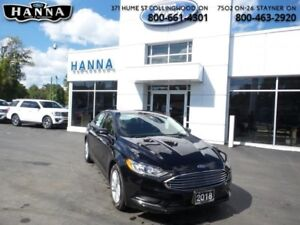 2018 Ford Fusion SE  *200A*