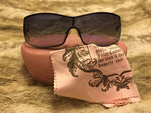 Sunglasses Juicy Couture great condition!