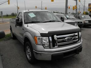 "2011 F150 XLT TURBO  LOADED  8"" BOX  2 WD  LOCAL  NO ACCIDENTS"