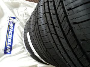 185/60R15 Michelin (Defender T+H) BRAND NEW all season tires