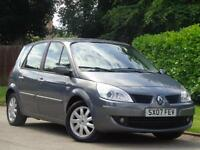 Renault Scenic 2007 1.6 VVT Dynamique***2 KEYS + ONLY 2 OWNERS***