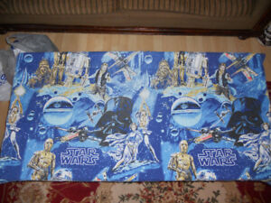 3 - 1970s Star Wars sheets, See Discription and pictures.