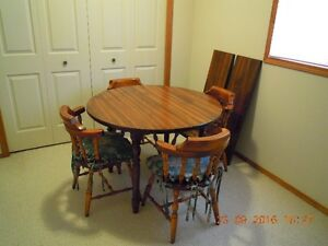 Antique Pine dinette set