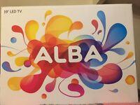 "ALBA 19"" LED TV"