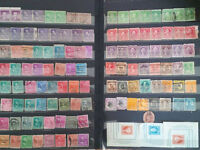 timbres-stamps us/united states lot stamps  110+