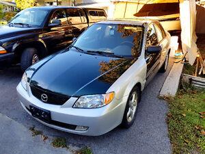2001 Mazda Protege SE Sedan *AS IS*