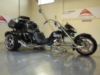 Boom Low Rider Muscle Ultimate 1600cc Trike 2008