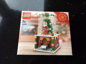 Lego SnowGlobe limited edition